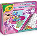 Crayola Scribble Scrubbie Pets Light-Up Tracing Pad