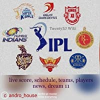 IPL 2018 - live score, schedule, teams