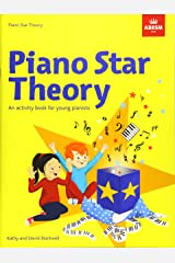 Piano Star: Theory: An activity book for young pianists Sheet music