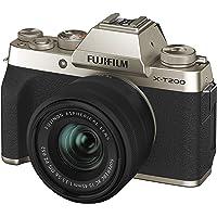 FUJIFILM X-T200LK-G Mirrorless SLR Camera X-T200 Lens Kit Champagne Gold