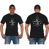 JH Design Men's Shelby Cobra T-Shirt in 2 Colors a Short Sleeve Crew Neck Shirt