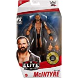 WWE Drew Mcintyre Elite Collection Series 83 Action Figure 6 in Posable Collectible Gift Fans Ages 8 Years Old and Up