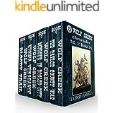 Wolf Creek Chronicles: Vol. 1: Western Novels Boxed Set