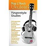 Fingerstyle Etudes (Pop & Rock Ukulele)