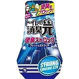 トイレの消臭元 消臭芳香剤 トイレ用 便臭ストロング 400ml