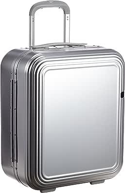 [エース] スーツケース リップルF プレミアム 34L 機内持込可 45 cm 3.8kg シルバー