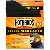 HotHands Heated Fleece Neck Gator