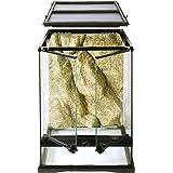 Exo Terra Glass Natural Terrarium, Mini/Tall, 30 x 30 x 45 cm