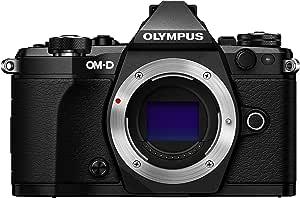 OLYMPUS ミラーレス一眼カメラ OM-D E-M5 MarkII ボディー ブラック E-M5 MarkIIBody BLK