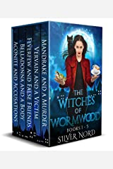 The Witches of Wormwood Mysteries: Books 1 - 5 Kindle Edition