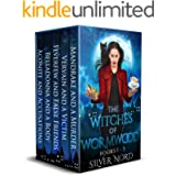 The Witches of Wormwood Mysteries: Books 1 - 5
