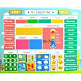 My First Daily Magnetic Calendar   Weather Station for Kids   Moods and Emotions   Preschool Learning Toys   Classroom Calend