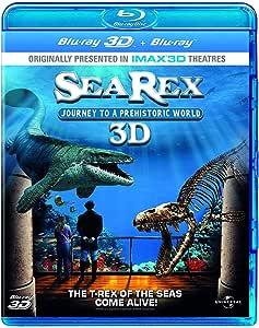 Sea Rex 3D: Journey To A Prehistoric World (Blu-ray 3D)