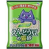 JOYPET(ジョイペット) クリーンケア えんどう豆の猫砂 6リットル (x 1)