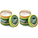 Murphy's Naturals Mosquito Repellent Candle | DEET Free | Made with Plant Based Essential Oils and a Soy/Beeswax Blend | 30 H