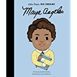 Maya Angelou (Little People, Big Dreams): 4