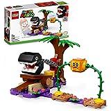 LEGOSuperMarioChainChompJungleEncounterExpansionSet71381BuildingKit
