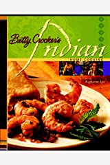 Betty Crocker's Indian Home Cooking Hardcover