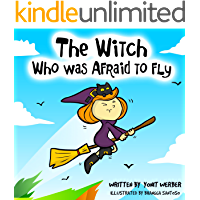 Children's Book: The Witch who was afraid to Fly (funny bedt…