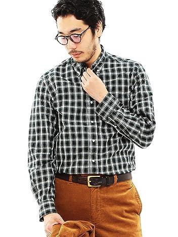 Tartan Buttondown Shirt 11-11-0909-139: Green