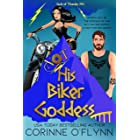 Not His Biker Goddess: A Paranormal Chick Lit Novel