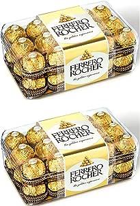 [2箱] フェレロ ロシェ(FERRERO ROCHER) T-30 チョコレート 30粒