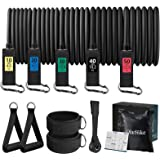 OlarHike Resistance Bands Set, Exercise Bands for Men & Women, Workout Bands with Handles for Working Out, Fitness