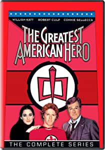 Greatest American Hero: Complete Series - Ssn 1-3 [DVD] [Import]