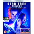 Star Trek - The Kelvin Timeline [Blu-ray] [2019] [Region Free] [Region B] [Blu-ray]