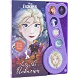 Disney Frozen 2 Elsa, Anna, Olaf, and More! - Into the Unknown Little Music Note Sound Book - PI Kids