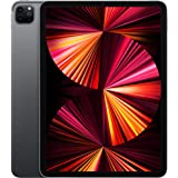 New Apple 11-inch iPadPro with Apple M1 chip (Wi-Fi, 128GB) - Space Grey(2021 Model, 3rd Generation)