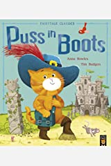 Puss in Boots Paperback