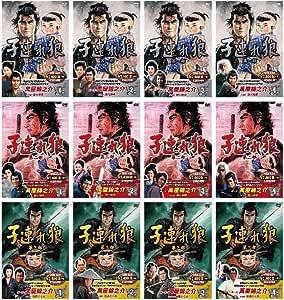 子連れ狼 伝説のテレビ時代劇 DVD39枚組セット(全78話)