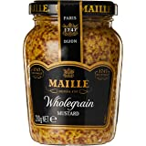 Maille Whole Grain Mustard, 210g