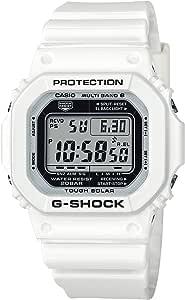[カシオ] 腕時計 ジーショック マリンホワイト 電波ソーラー GW-M5610MW-7JF メンズ ホワイト