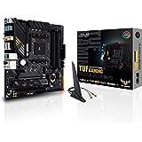 ASUS TUF Gaming B550M-PLUS (WiFi 6) AMD AM4 (3rd Gen Ryzen™) microATX Gaming Motherboard (PCIe 4.0, 2.5Gb LAN, BIOS Flashback