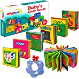 Baby Toys 6 12 Months, Baby Boy Toys Book & Baby Girl Toy Book, Infant Toy 0 6 Months Book, Baby Book Toy & Cloth Books For B