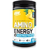OPTIMUM NUTRITION Essential Amino Energy + Electrolytes, Keto Friendly Bcaas, Preworkout And Essential Amino Acids, 30 Servin