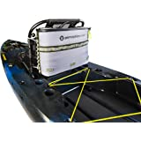 Perception Splash Seat Back Cooler - for Kayaks with Lawn-Chair Style Seats