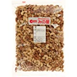 ミックスナッツ 素焼きミックスナッツ 1kg 製造直売 無添加 無塩 無植物油 ( アーモンド カシューナッツ クルミ)