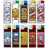 リオンゴッドシリーズ 神々のライター ゆるキャラver. 全10種セット ミリオンゴッド 電子ライター