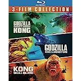 Godzilla Vs. Kong / Godzilla: King of the Monsters / Kong: Skull Island [Blu-ray]