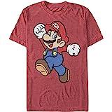 Nintendo Men's Super Mario Jump Pose T-Shirt