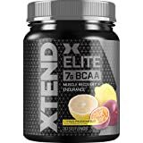 XTEND Elite BCAA Powder Fraserade | Sugar Free Post Workout Muscle Recovery Drink with Amino Acids | 7g BCAAs for Men & Women