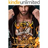 Vex: Mythical Ink Series 1: A Demon Paranormal Romance