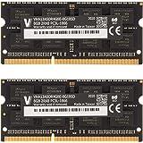 v-color Hynix 純正IC ノートPC用メモリ DDR3L 1866MHz PC3L-14900 16GB (8GB×2枚) SO-DIMM 512x8 1.35V (低電圧) CL13 iMac対応 無期限保証(永久保証)TN38G18D