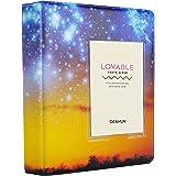 """Instax Mini Photo Album, Home-Mart 64 Pockets Mini Album Case Storage for Polaroid Photo FujiFilm Instax Film Size 3"""" Photo A"""