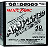 Manic Panic Flash Lightning 40 Volume Bleach Kit