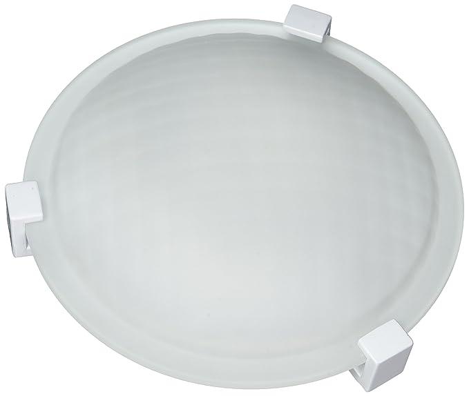 PLC Lighting 22208 RU 1-Light Ceiling Light Contempo Collection