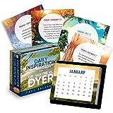 Daily Inspiration from Wayne Dyer 2021 Calendar